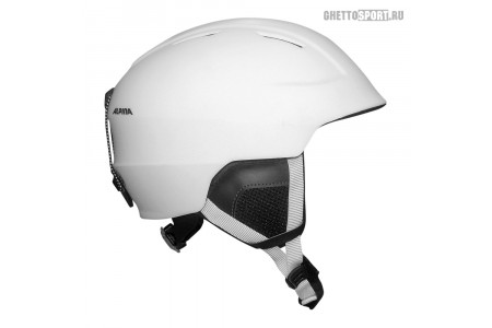 Шлем Alpina 2019 Chute White Matt 54-57