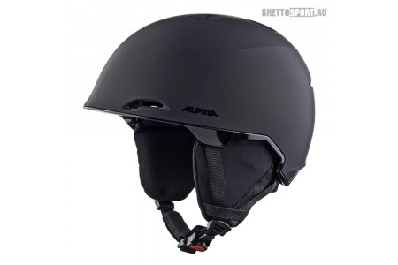 Шлем Alpina 2019 Maroi Black Matt 58-61