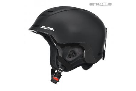 Шлем Alpina 2019 Spine Black Matt 55-59