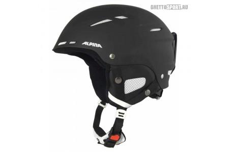 Шлем Alpina 2020 Biom Black Matt