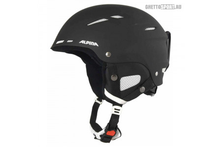 Шлем Alpina 2020 Biom Black Matt XS 50-54