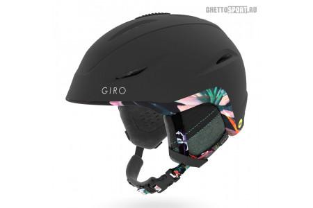 Шлем Giro 2019 Fade Mips Matte Black Electric Petal S 52-55,5