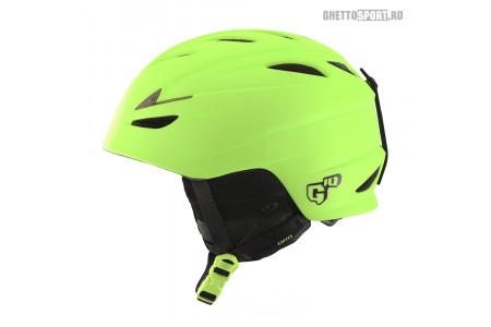 Шлем Giro 2019 G10 Matte Highlight Yellow M 55,5-59