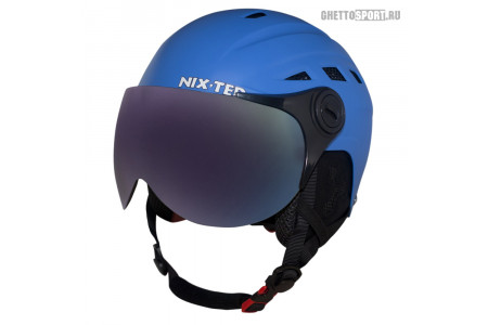 Шлем Nix-Ter 2017 Crown HD Matt Blue