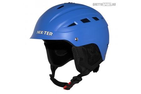 Шлем Nix-Ter 2017 Crown Matt Blue