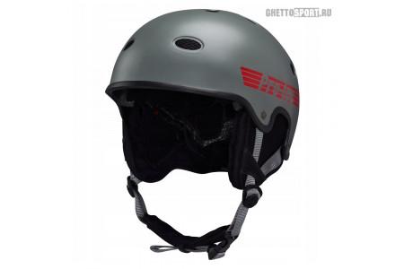 Шлем Pro-Tec 2015 B2 Snow Gray Retro M