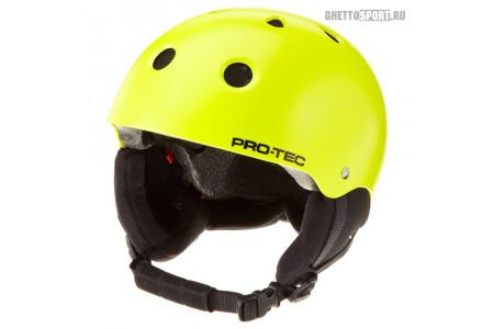 Шлем Pro-Tec 2015 Classic Snow Citrus L