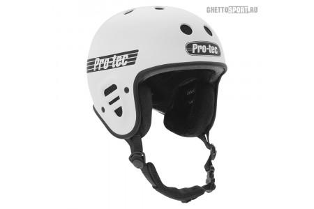 Шлем Pro-Tec 2019 Full Cut Certified Snow Gloss White