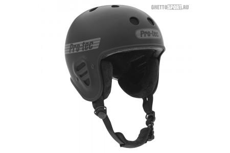 Шлем Pro-Tec 2019 Full Cut Certified Snow Matte Black