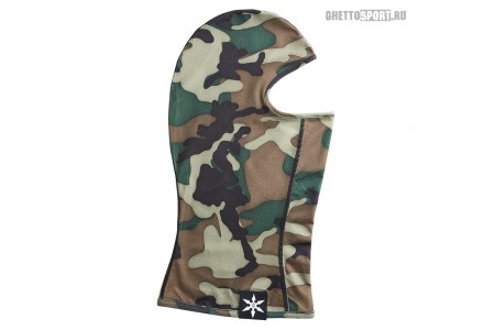 Балаклава Airblaster 2020 Ninja Face Camouflage