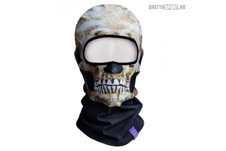 Балаклава FLVR 2017 Arc Skull Natural Full