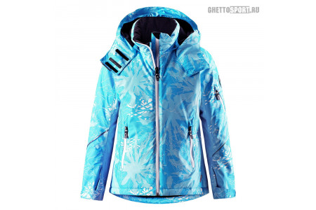 Куртка Reima 2018 Glow Light Blue RLZ 152