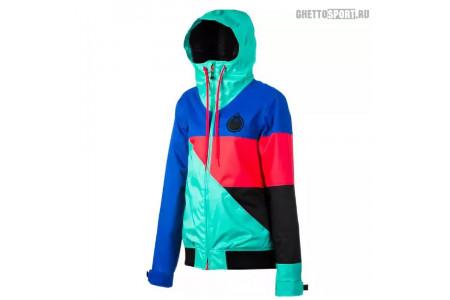 Куртка Nomis 2013 Spearmint Mint/Black/Pink RLZ XS