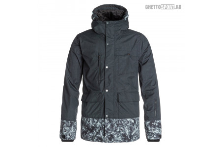 Куртка Quicksilver 2016 Sense Jkt Black/Grey RLZ XS