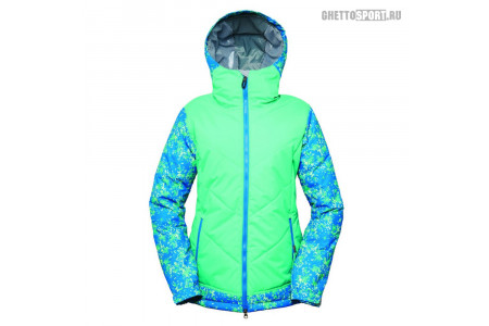 Куртка 686 2015 Authentic Rhythm Blue S