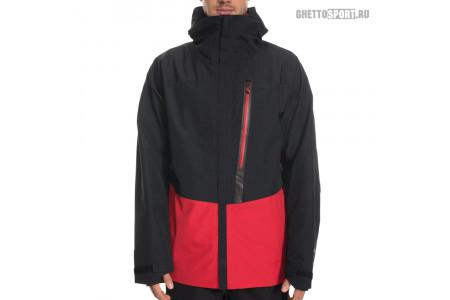 Куртка 686 2019 Glacier Black/Red L