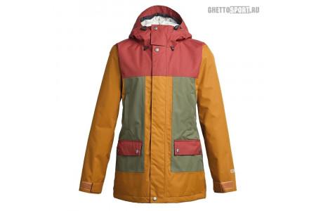 Куртка Airblaster 2020 Heartbreaker Jacket Grizzly Oxblood M