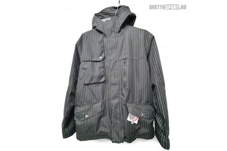 Куртка Burton 2015 Black Stripe L
