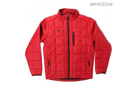 Куртка Homeschool 2018 Further Forward Puffy 620 Red