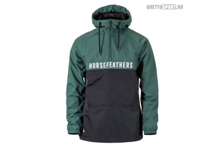 Анорак Horsefeathers 2020 Chip Jacket Jungle Green XL