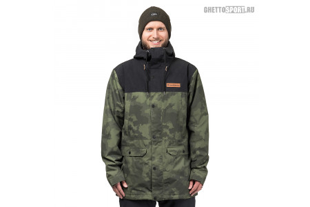 Куртка Horsefeathers 2019 Cornell Jacket Cloud Camo