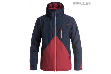 Куртка Quicksilver 2017 Mission Navy Blazer S