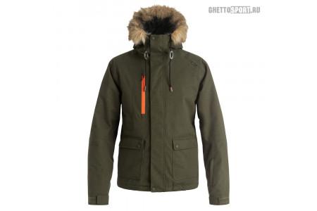 Куртка Quicksilver 2017 Selector Plus Reason Forest