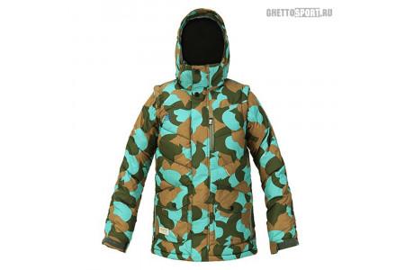 Куртка Sugapoint 2014 Harold Art Mint