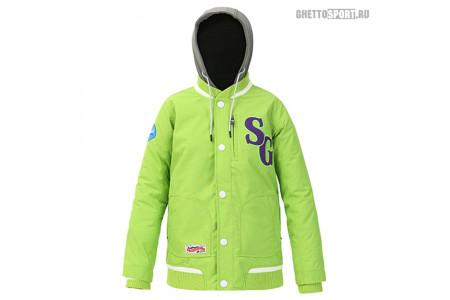 Куртка Sugapoint 2014 Tauvia Green/Whale M