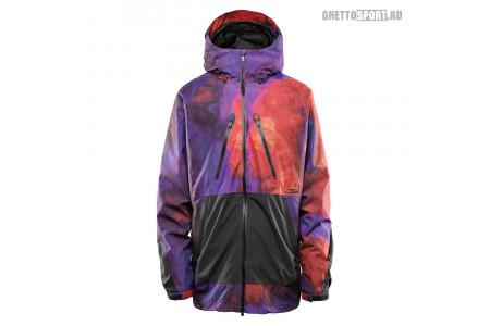 Куртка Thirty Two 2020 Mullair Jacket Black/Purple L