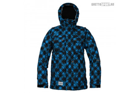 Куртка Yobs 2013 Gelatu Check Blue L