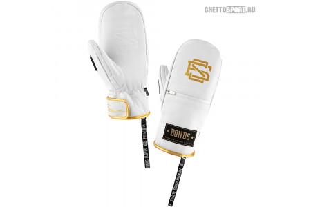 Варежки Bonus Gloves 2020 Pro (Limited Edition) White M