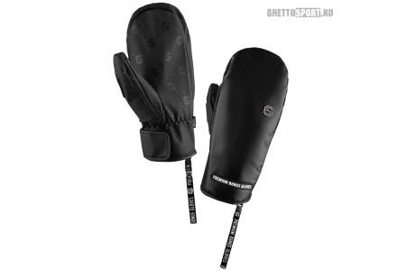 Варежки Bonus Gloves 2020 The One Black