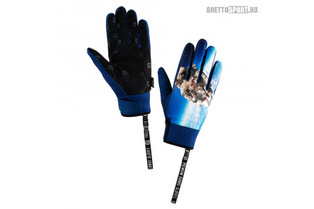 Перчатки Bonus Gloves 2020 Pipe Blue L
