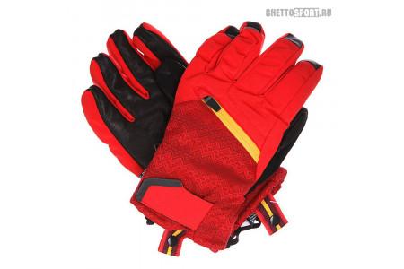 Перчатки Burton 2016 Bionic Mountain Glv Rojo