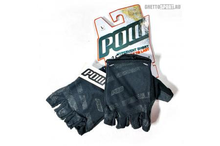 Перчатки POW 2013 Hypervent Short Black L