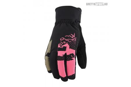 Перчатки POW 2013 Shocker Black Pink M