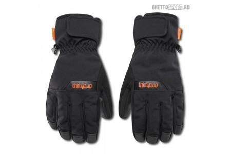 Перчатки Thirty Two 2020 Corp Glove Black S/M
