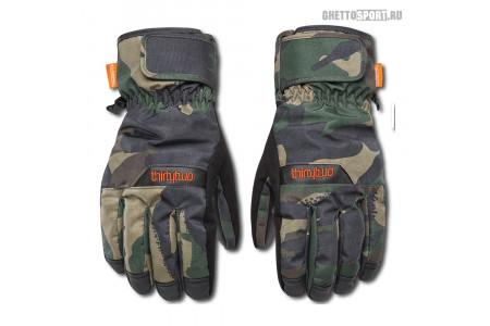 Перчатки Thirty Two 2020 Corp Glove Camo S/M