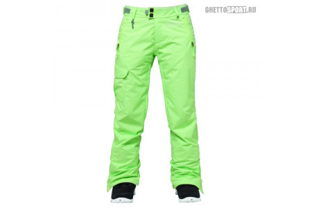 Штаны 686 2015 Authentic Misty Chartreuse S