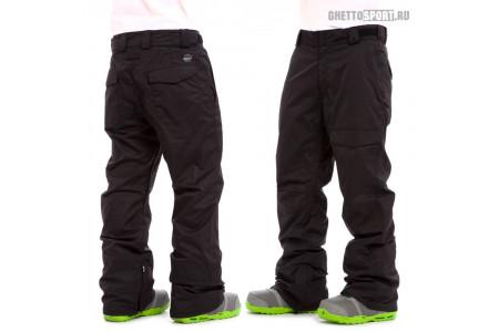 Штаны Thirty Two 2015 Basement Pant Black M