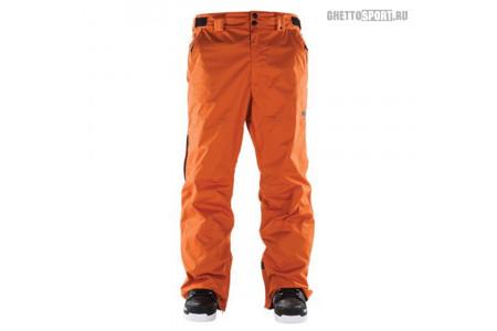 Штаны Thirty Two 2015 Slauson Pant Burnt Orange M