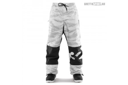 Штаны Thirty Two 2020 Sweeper Pant White/Camo