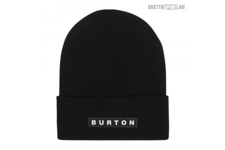 Шапка Burton 2020 All 80 Beanie True Black