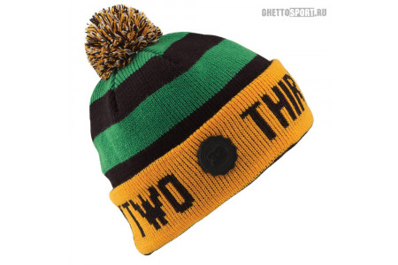 Шапка Thirty Two 2014 Abingdon Green/Yellow