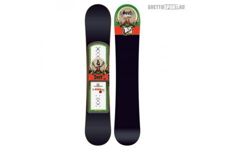 Сноуборд Apo 2013 Seed Black/Multy