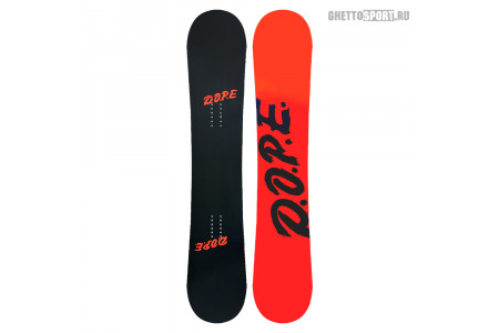Сноуборд Dope 2019 Black Edition Black/Red