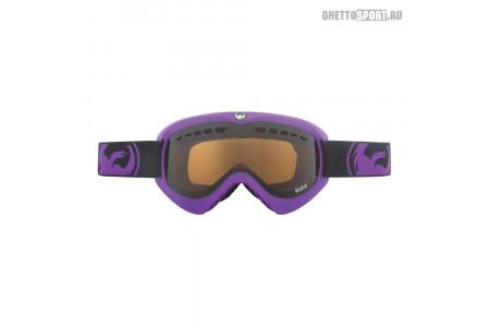 Маска Dragon 2012 Dx Jet Pop Purple
