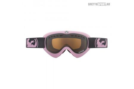 Маска Dragon 2012 Dxs Pop Pink Jet + Amber Rl
