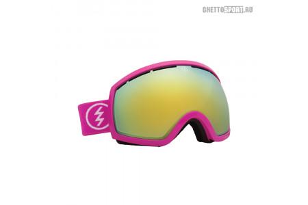 Маска Electric 2015 Eg2 Punk Pink Bronze/Gold Chrome